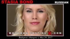 Casting of STASIA BOND video