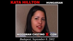 Casting of KATA HILLTON video