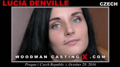 Casting of LUCIA DENVILLE video