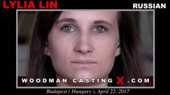 Casting of LYLIA LIN video
