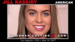 Casting of JILL KASSIDY video