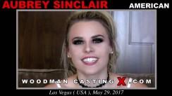 Casting of AUBREY SINCLAIR video