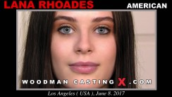 Casting of LANA RHOADES video