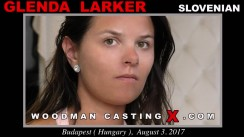 Casting of GLENDA LARKER video