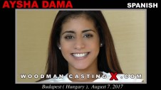 Sex Castings Aysha dama