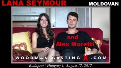 Casting of LANA SEYMOUR video
