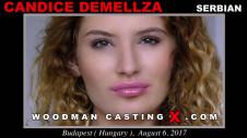 Sex Castings Candice demellza