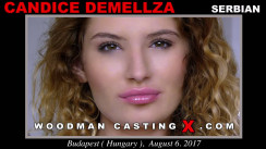 Casting of CANDICE DEMELLZA video