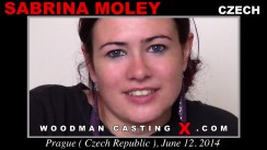 Casting of SABRINA MOLEY video
