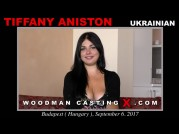 Casting of TIFFANY ANISTON video