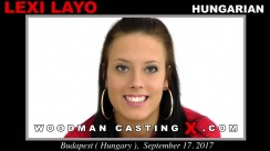 Casting of LEXI LAYO video