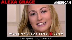 Casting of ALEXA GRACE video