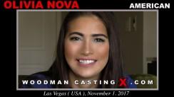 Casting of OLIVIA NOVA video