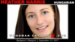 Casting of HARRIS HEATHER video
