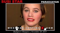 Casting of SUSI STAR video